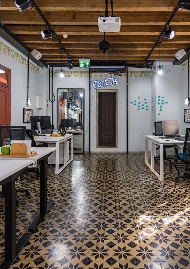 עיצוב משרד בתל אביב