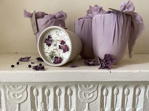 Mugs fleuris