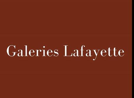 PIA & galeries Lafayettes