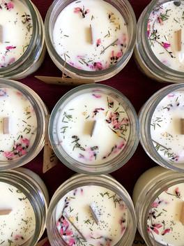 bougies florales | été |