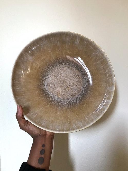 Saladier xxl en grès | tons de Terre