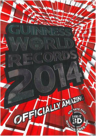 Guinness Dünya Rekorları 2014
