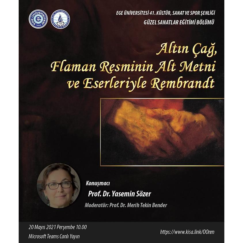 Altın Çağ, Flaman Resminin Alt Metni ve Eserleriyle Rembrandt