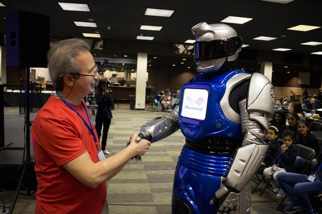 Melik Duyar ile Robot Las Vegas