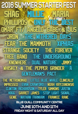 Summer Starter Fest 2016