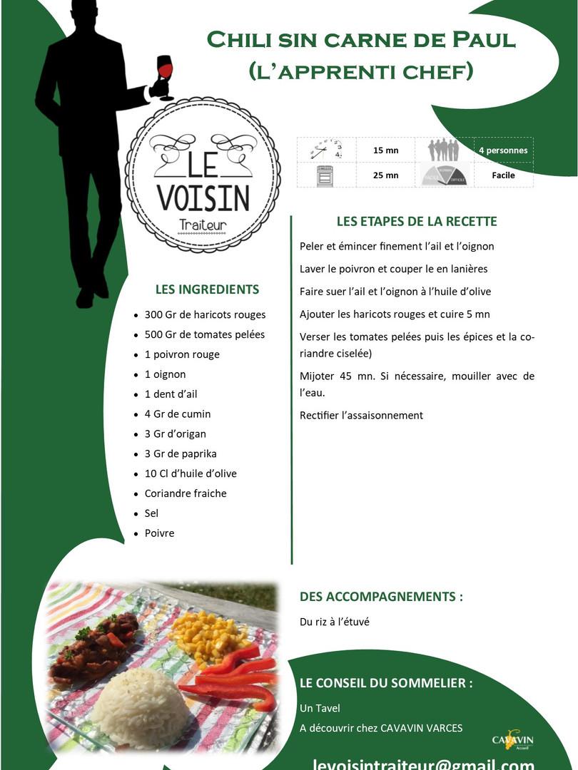 Chili sin carne Le Voisin.jpg