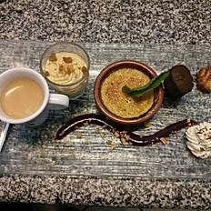 Café/thé gourmand