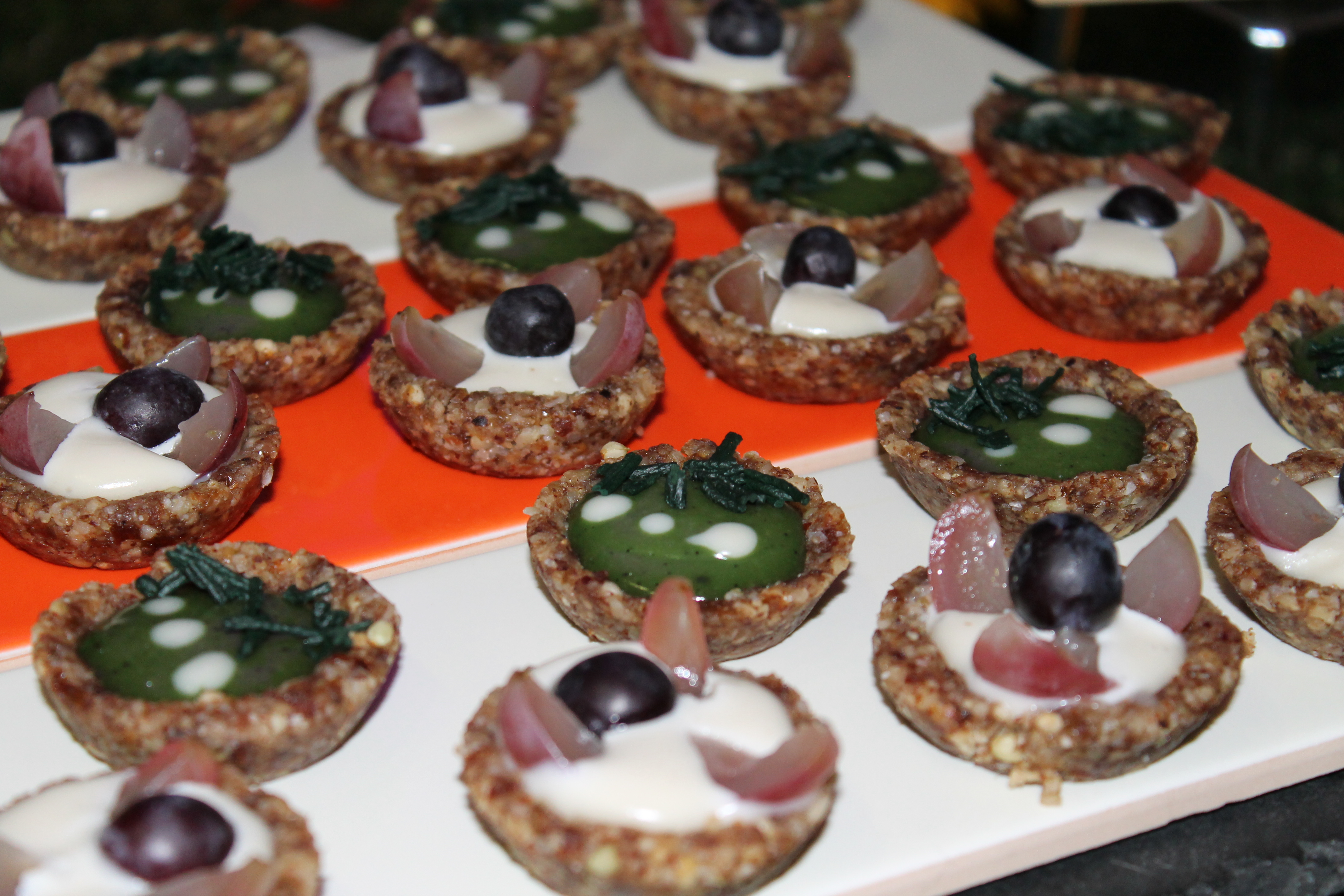 Tartelette raw food