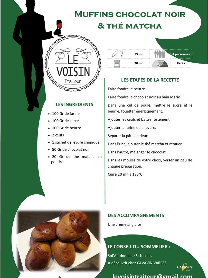 Muffin choco matcha Le Voisin.jpg