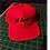 lil Devil Snapback Baseball Hat red