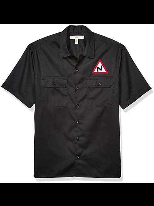 Dangerous Curves Classic Work Shirt