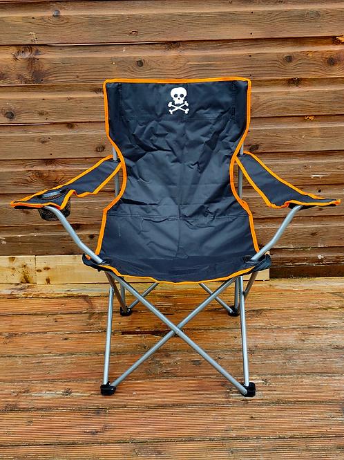 SkullnCrossbones Camping Chair