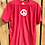 Peace T-Shirt V2 red