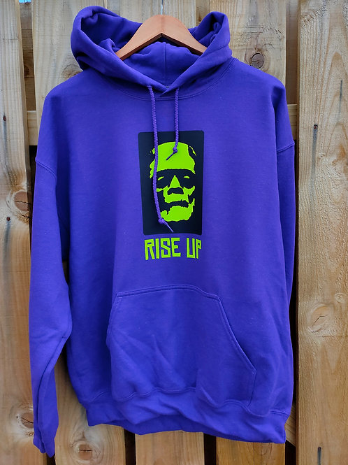 Rise up Hoody- Design by Daz Alexander