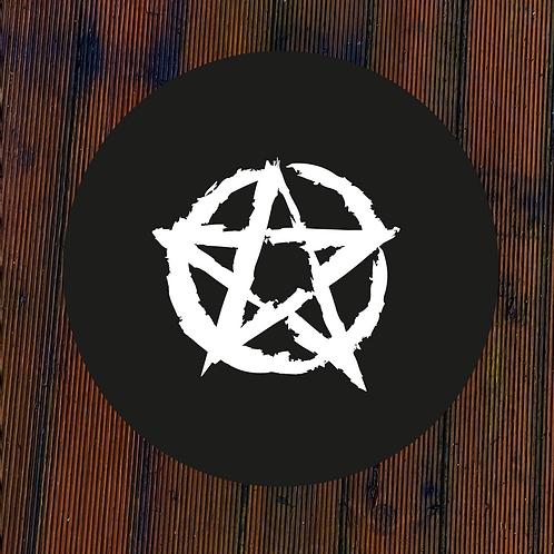 Pentagram Wall Art