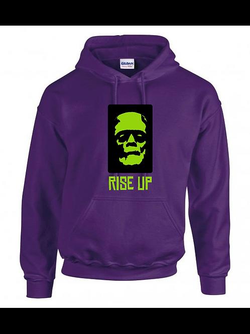Rise up Hoody- Design by Daz Alexander