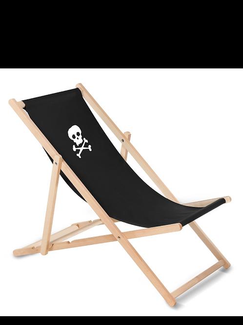 SkullnCrossbones Deckchair
