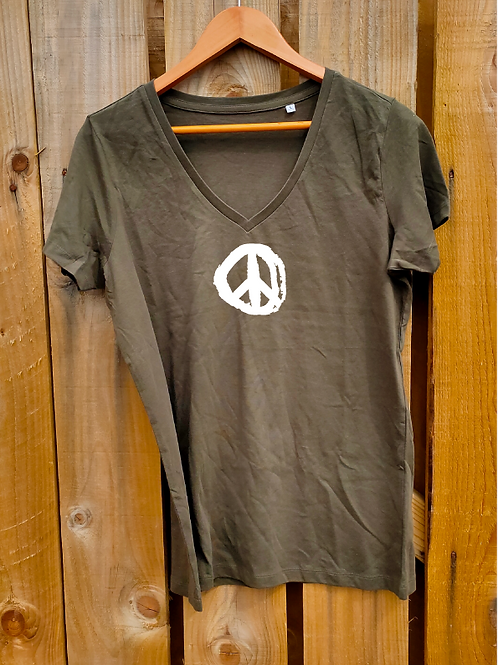 Ladies Peace T-Shirt v2