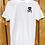 SkullnCrossbones T-Shirt white