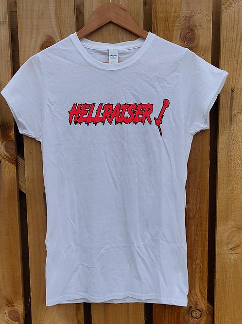 ladies hellraiser t shirt