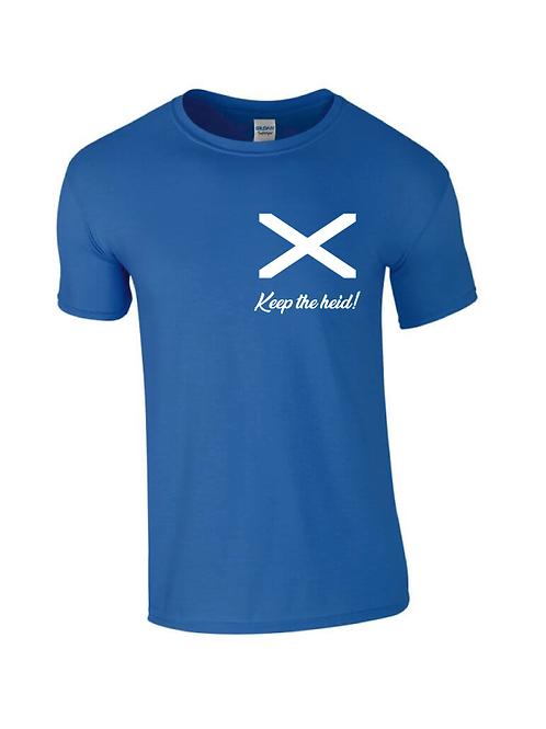 Keep the heid! T Shirt