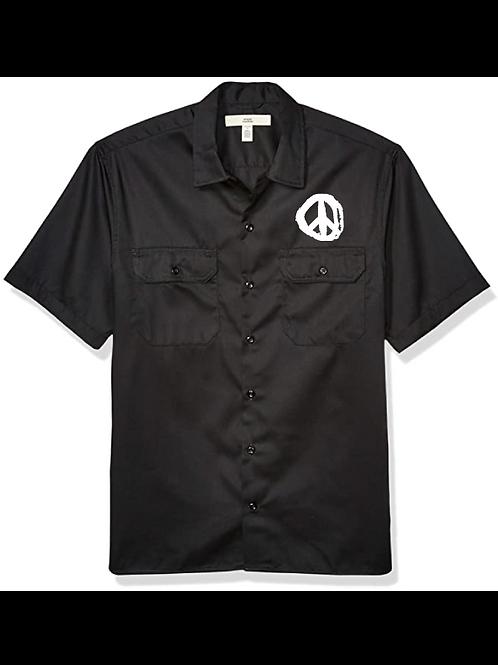 Peace Classic Work Shirt V2 white