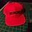 Hellraiser Snapback Baseball Hat red