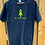 To the Moon T-Shirt lime green