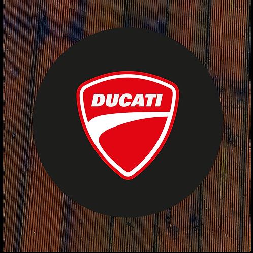 Ducati Wall Art- black