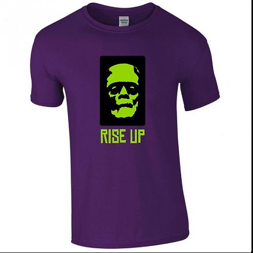 Rise Up T-Shirt-Design by Daz Alexander