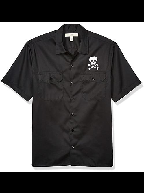 SkullnCrossbones Classic Work Shirt