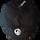 Peace Newsboy Cap V2 white