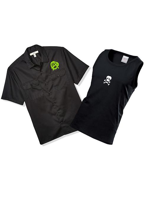 Shirt & Vest Bundle