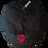 Peace Newsboy Cap V2 red