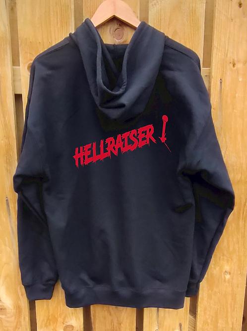 Hellraiser Hoody rear