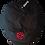 Pentagram Newsboy Cap red logo