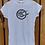 Thumbnail: White trash superstar Ladies Crew Neck T-Shirt