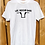 Life Behind Bars White T-Shirt