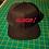 Hellraiser Snapback Baseball Hat black