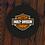 Harley-Davidson Wall Art black