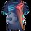 Thumbnail: Personalised Full Colour V-Neck T-Shirt