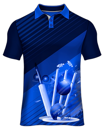 Cricket Shirt Polo 1