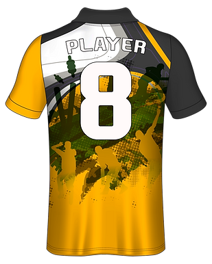 Cricket Shirt Polo 6