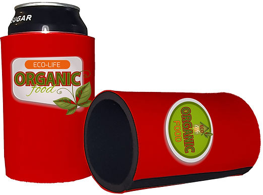 Standard Stubby Holders without Base ( 1 - 500 Units)