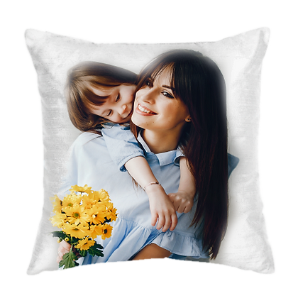 Personalised Cushion 45cm X 45cm