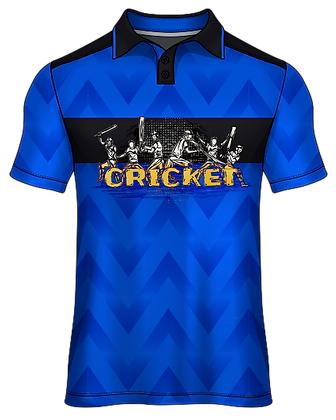Cricket Shirt Polo 2
