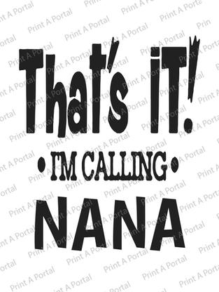thats it m calling nana.jpg