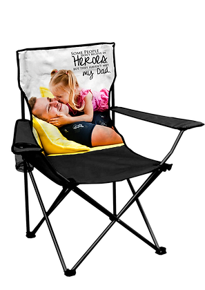 Personalised Camping Chair
