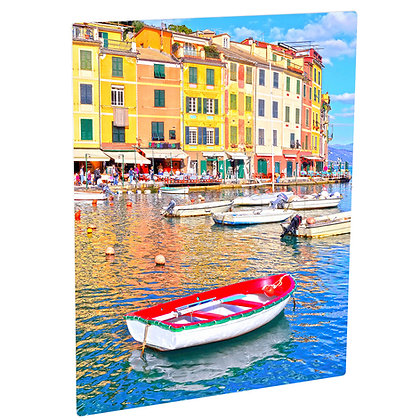 Personalised Metal Photo Print (Clear Gloss)