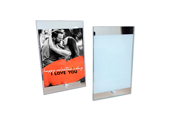 Personalised Glass Photo Prints-23cmx14.5cm